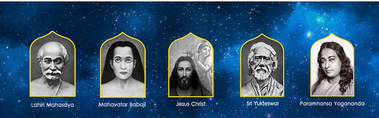 Line Of Gurus